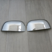 Хром колпаки на зеркала для Mitsubishi ASX (2010 - ...)