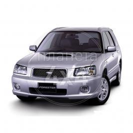 Тюнинг Subaru Forester (2002 - 2007)