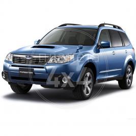 Тюнинг Subaru Forester (2008 - 2012)