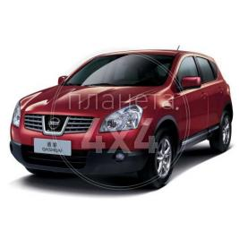 Тюнинг Nissan Qashqai (2007 - 2014)
