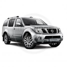 Тюнинг Nissan Pathfinder (2005 - 2010)