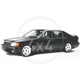 Тюнинг Mercedes W140 (1991 - 1998)
