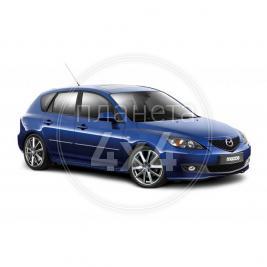 Тюнинг Mazda 3 (2003 - 2008)