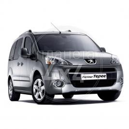 Тюнинг Peugeot Partner Tepee (2008 - ...)