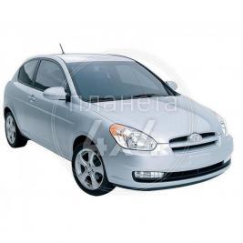 Тюнинг Hyundai Accent (2006 - 2010)