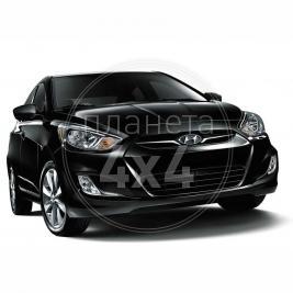 Тюнинг Hyundai Accent (2011 - ...)