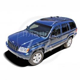 Тюнинг Jeep Grand Cherokee (1999 - 2005)