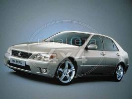 Тюнинг Lexus IS-200 (98-2005)