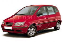 Тюнинг Hyundai Matrix (2001 - 2008)