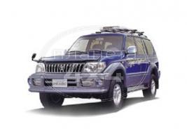 Тюнинг Toyota Prado 90 (1996 - 2002)