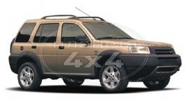 Тюнинг Land Rover Freelander (98 - 2006)