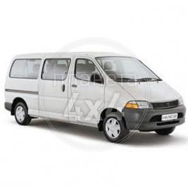 Тюнинг Toyota Hiace (1999 - 2009)