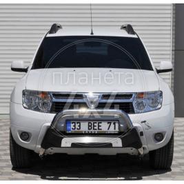 Кенгурятник Renault Duster (2010 - ...)
