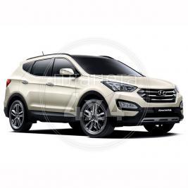 Тюнинг Hyundai Santa Fe (2013 - ...)