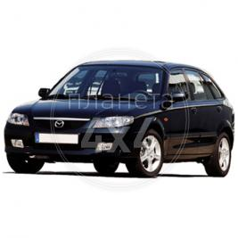 Тюнинг Mazda 323 BJ (1998 - 2003)