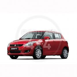 Тюнинг Suzuki Swift (2011 - ...)