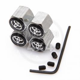 Колпачки на ниппеля Toyota