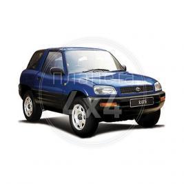 Тюнинг Toyota RAV4 (1994 - 2000)