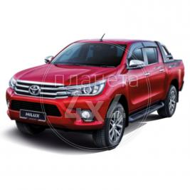 Тюнинг Toyota Hilux (2015 - ...)