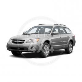 Тюнинг Subaru Outback (2003 - 2009)
