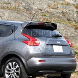 Спойлер крышки багажника Nissan Juke (2011 - ...)