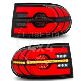 Задние фонари (All Led) Toyota FJ Cruiser (2006 - ...)