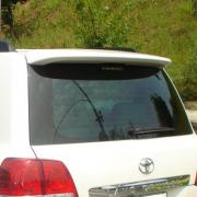 Спойлер на крышку багажника для Toyota Land Cruiser 200 (2007 - ...)