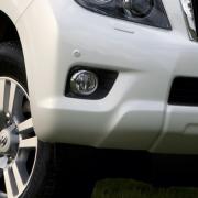 Противотуманные фары для Toyota Prado 150 (2009 - 2017)