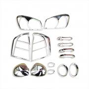 Хром пакет для Kia Cerato (2005 - 2009)