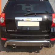 Дуга заднего бампера для Chevrolet Captiva (2006 - ...)