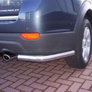 Углы одинарные для Chevrolet Captiva (2006 - ...)