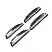 Хромированные накладки на ручки дверей для Dacia Logan MCV (2005 - ...)
