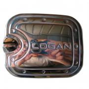 Накладка на люк бензобака для Dacia Logan sedan (2005 - ...)