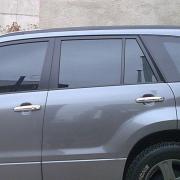 Хромированные накладки на ручки дверей для Suzuki Grand Vitara (2005 - ...)