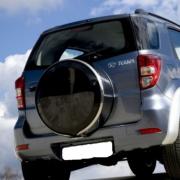Чехол на запасное колесо для Daihatsu Terios (2006 - ...)