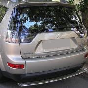 Дуга заднего бампера для Mitsubishi Outlander XL (2007 - ...)