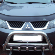 Кенгурятник для Mitsubishi Outlander XL (2007 - ...)