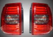 Фонари задние диодные для Mitsubishi Pajero 4 (2007 - ...)