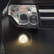 Фары противотуманные для Mitsubishi Pajero 4 (2007 - ...)