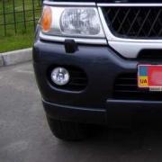 Противотуманки для Mitsubishi Pajero Sport (1997 - 2008)
