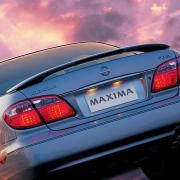 Спойлер для Nissan Maxima QX A33 (2000 - 2005)