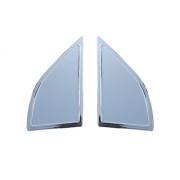 Накладки на уголки окон для Nissan Navara (2005 - 2014)