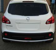 Дуга заднего бампера для Nissan Qashqai (2007 - 2014)
