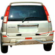 Дуга заднего бампера для Nissan X-Trail T30 (2003 - 2007)
