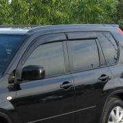 Ветровики для Nissan X-Trail T31 (2007 - 2014)