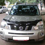 Мухобойка для Nissan X-Trail T31 (2007 - 2014)