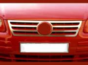 Хром накладка на решетку радиатора для Volkswagen Caddy (2004 - 2010)
