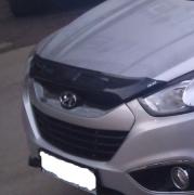 Мухобойка для Hyundai IX35 (2009 - 2015)