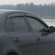 Ветровики для Volkswagen Jetta (2005 - ...)