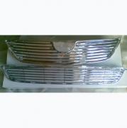 Решетки радиатора и бампера для Toyota Corolla (2007 - 2012)